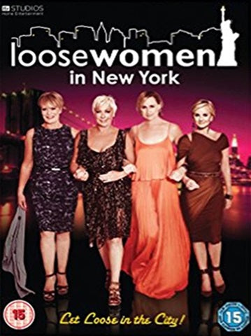 DVD Boxset - Loose Women In New York (15) Preowned