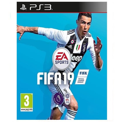 PS3 - Fifa 19 (3) Preowned
