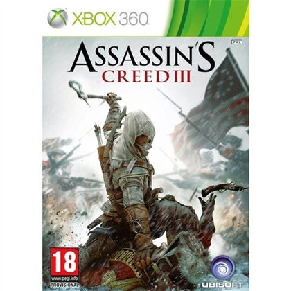 Xbox 360 - Assassin's Creed 3 *2 Disc* (18)