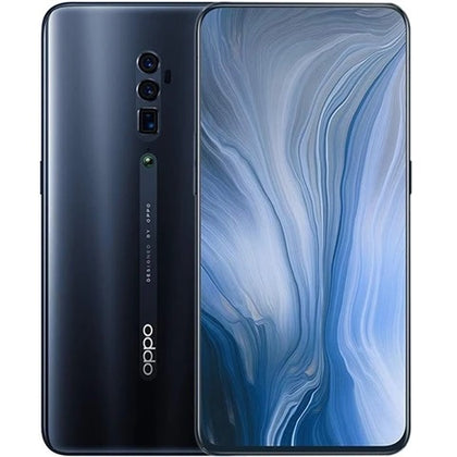 Oppo Reno 10X Zoom Jet Black 256gb Unlocked Grade B Preowned