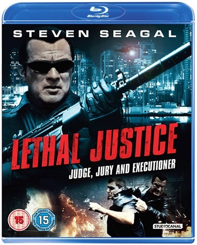 Blu-Ray - Lethal Justice (15) Preowned