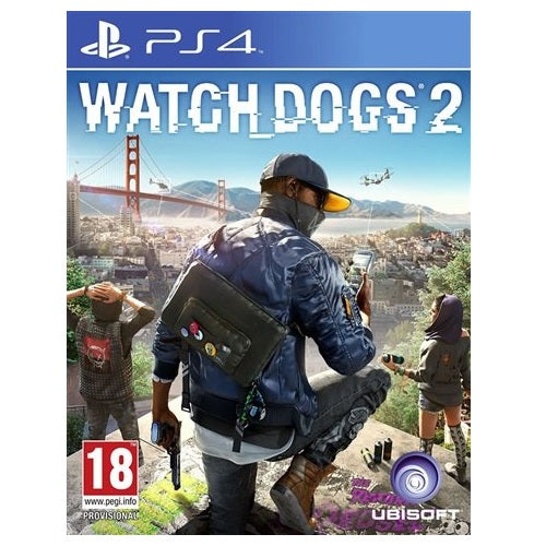 PS4 - Watch Dogs 2 (18) Preowned