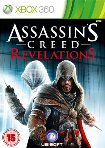 Xbox 360 - Assassin's Creed Revelations (15) Preowned