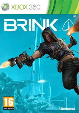 Xbox 360 - Brink (16) Preowned