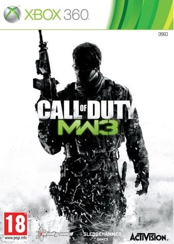 Xbox 360 Call Of Duty MW3 (18) Preowned