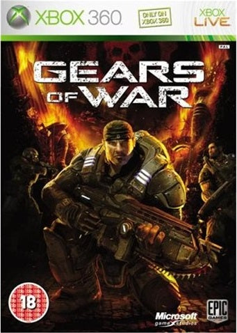 Xbox - 360 Gears Of War (18) Preowned