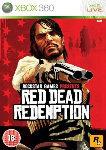 Xbox 360 - Red Dead Redemption (18) Preowned