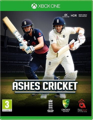 Xbox One - Ashes Cricket (3) Preowned