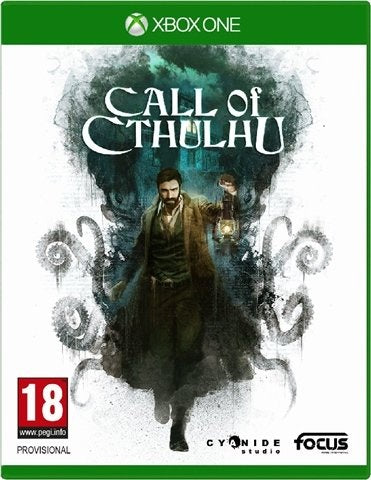 Xbox One - Call Of Cthulhu (18) Preowned