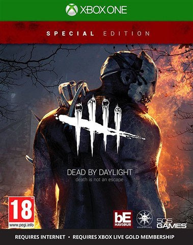 Xbox One - Dead By Daylight (18) Preowned