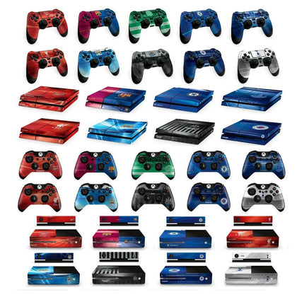 Xbox One Console Skin - Football Team