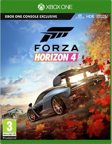 Xbox One - Forza Horizon 4 (3) Preowned