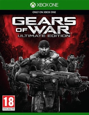 Xbox One - Gears Of War Ultimate Edition (18) Preowned
