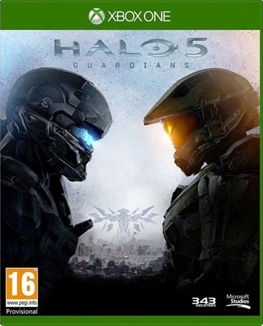Xbox One - Halo 5 Guardians (16) Preowned