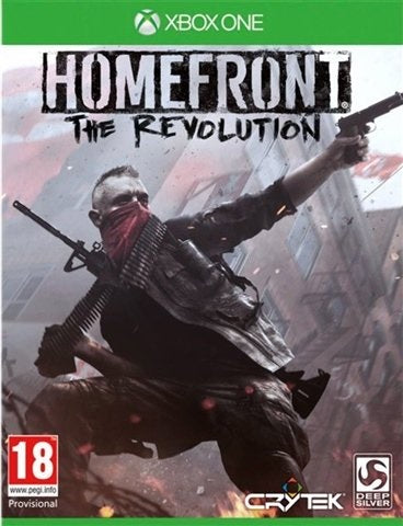 Xbox One - Homefront The Revolution (18) Preowned