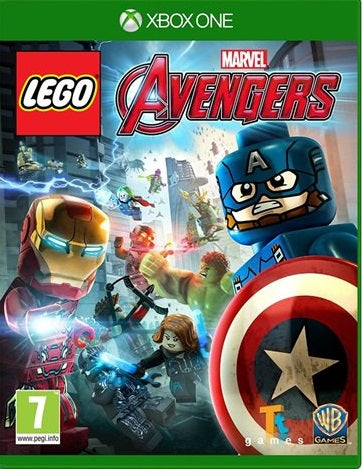 Xbox One - Lego Marvel Avengers (7) Preowned