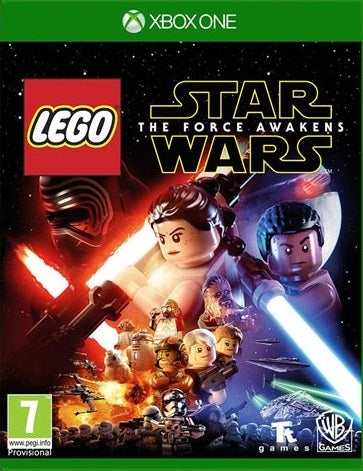 Xbox One - Lego Star Wars The Force Awakens (7) Preowned