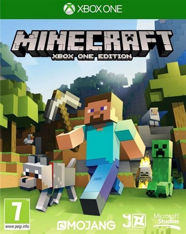 Xbox One - Minecraft (7) Preowned