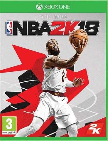 Xbox One - NBA 2K18 (3) Preowned