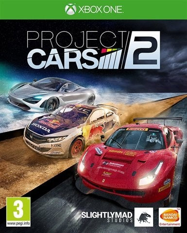 Xbox One - Project Cars 2 (3) Preowned
