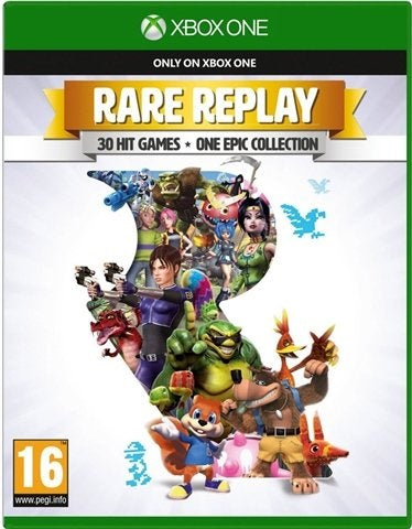 Xbox One Rare Replay (16) Preowned