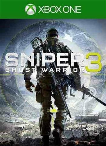 Xbox One - Sniper Ghost Warrior 3 (18) Preowned