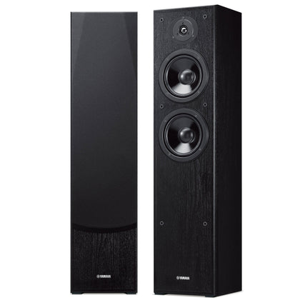 Yamaha NS - F51 Floorstanding Speakers Collection Only
