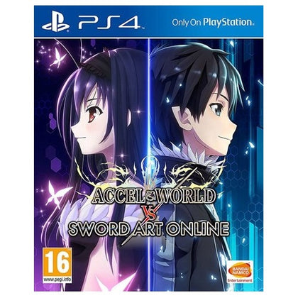 PS4 - Accel World VS Sword Art Online (16) Preowned