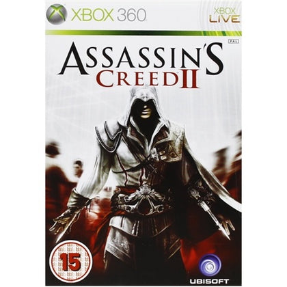 Xbox 360 - Assasin's Creed 2 (15) Preowned