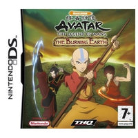 DS - Avatar The Legend of Aang The Burning Earth (7+) Preowned