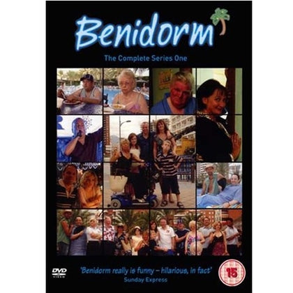 DVD - Benidorm The Complete Series One (PG) Preowned