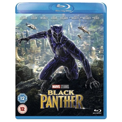 Blu-Ray - Black Panther (12) Preowned