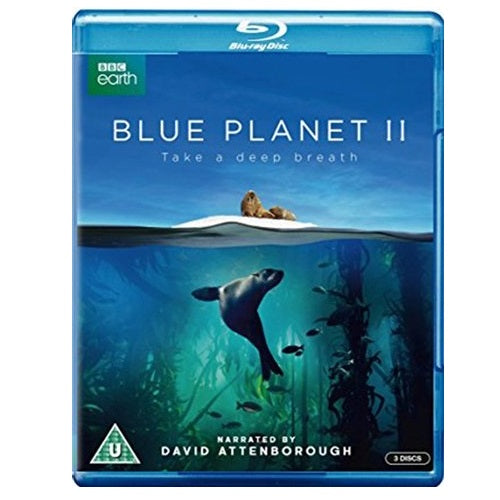 Blu-Ray Boxset - Blue Planet II (U) Preowned