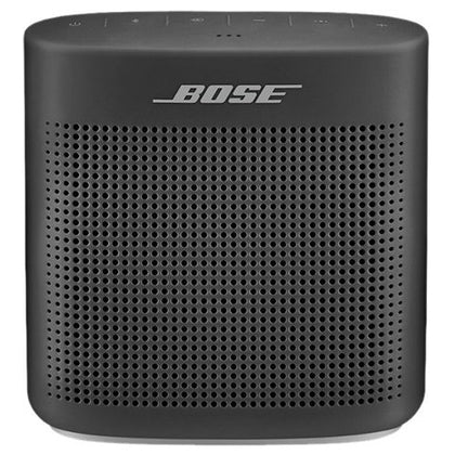 Bose Soundlink Colour Black Bluetooth Speaker Preowned