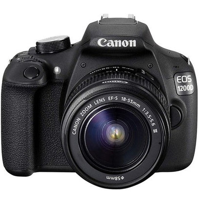 Canon EOS 1200D 18M + 18-55mm f/3.5-5.6 III Preowned