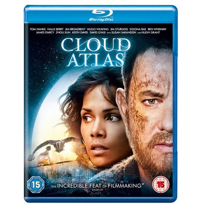 Blu-Ray - Cloud Atlas (15) Preowned