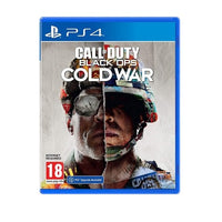Ps4 - Call of duty cold war (18) preowned