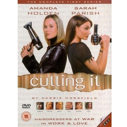 DVD Boxset - Cuttin it The Complete First Series (15) Preowned