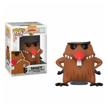 Pop! Vinyl The Angry Beavers (323) Daggett Preowned