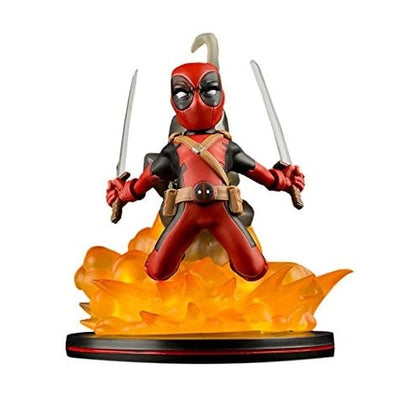 Fig Q Deadpool Boxed Preowned