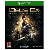 Xbox One - Deus Ex Mankind Divided (18)