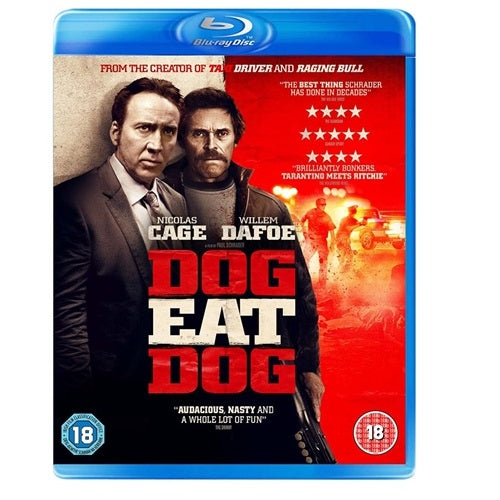 Blu-Ray - Dog Eat Dog (18) Preowned