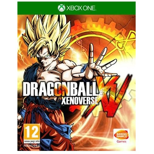 Xbox One - Dragonball Xenoverse (12) Preowned