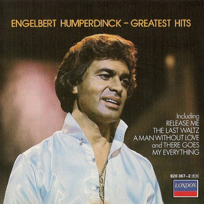 Engelbert Humperdinck Greatest Hits Collection Only Preowned