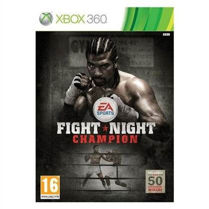 Xbox 360 - Fight Night Champion (16) Preowned