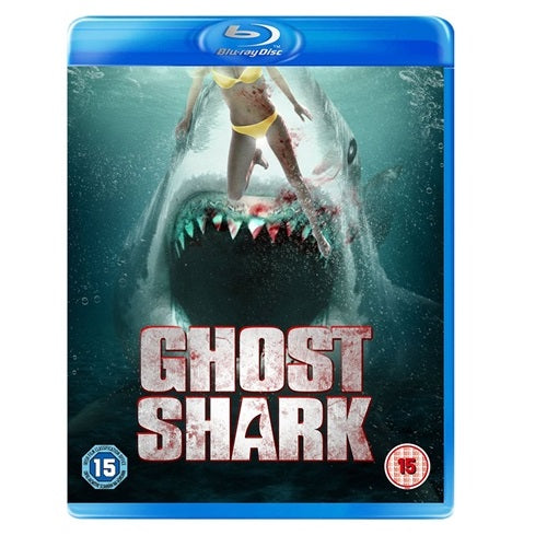 Blu-Ray - Ghost Shark (15) Preowned