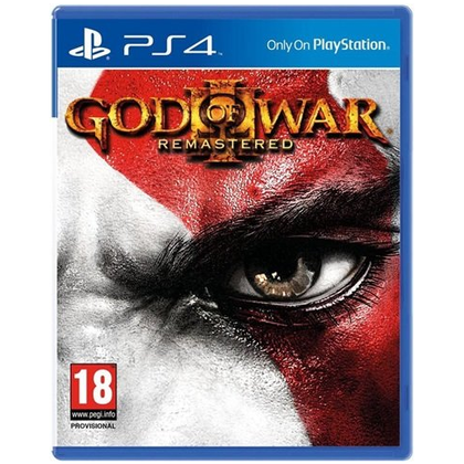 PS4 - God of War 3 Remastered (18) Preowned