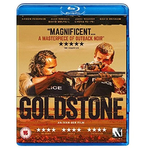Blu-Ray - Goldstone (15) Preowned