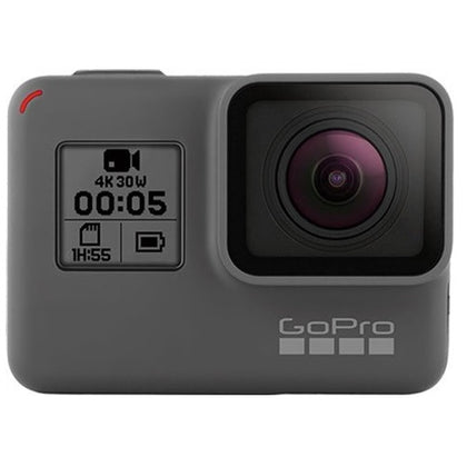 GoPro Hero 5 4K Ultra 12M Black With Accessories Preowned