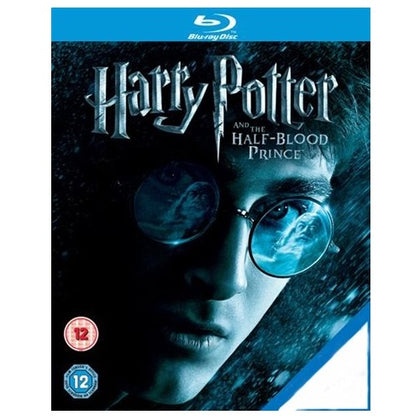 Blu-Ray - Harry Potter And The Half Blood Prince (12) Preowned